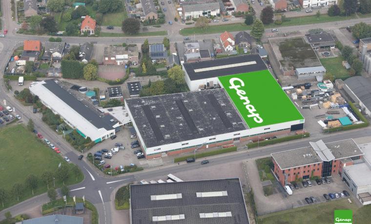 GENAP, Groenveld Eerste Nederlandse Agrarische Plasticindustrie