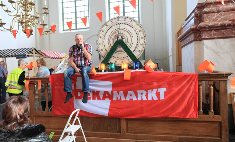 Bazar 2018 in de Grote Kerk